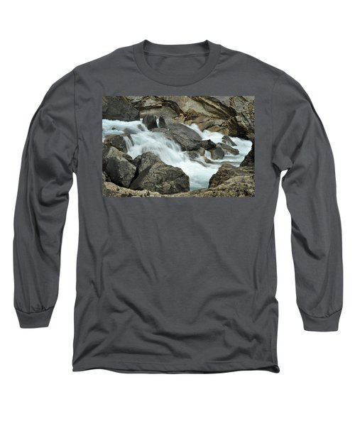 Long Sleeve T-Shirt featuring the photograph Tranquility by Lisa Phillips