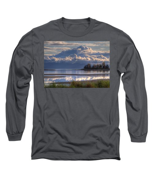 Transition Long Sleeve T-Shirt by Randy Hall