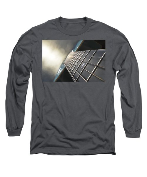 Traveler Of Time And Space Long Sleeve T-Shirt