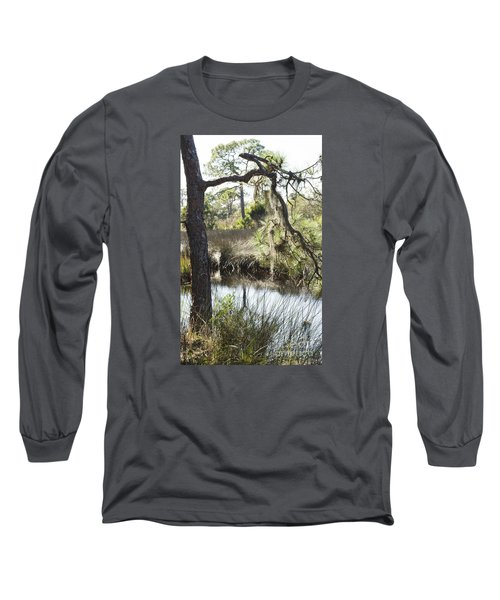 Tree And Branch Long Sleeve T-Shirt