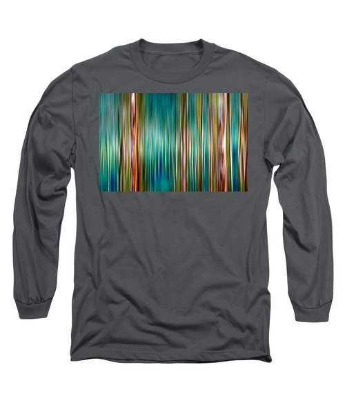 Tree Line Long Sleeve T-Shirt