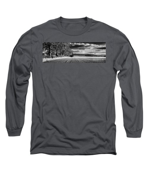 Tree Line Long Sleeve T-Shirt