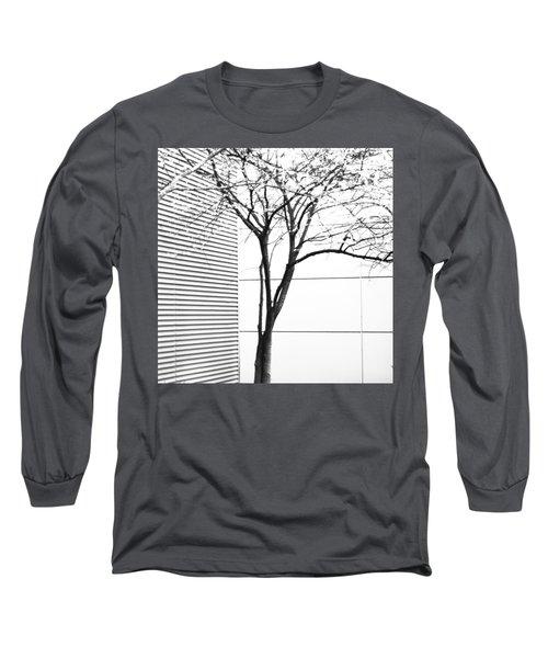 Tree Lines Long Sleeve T-Shirt