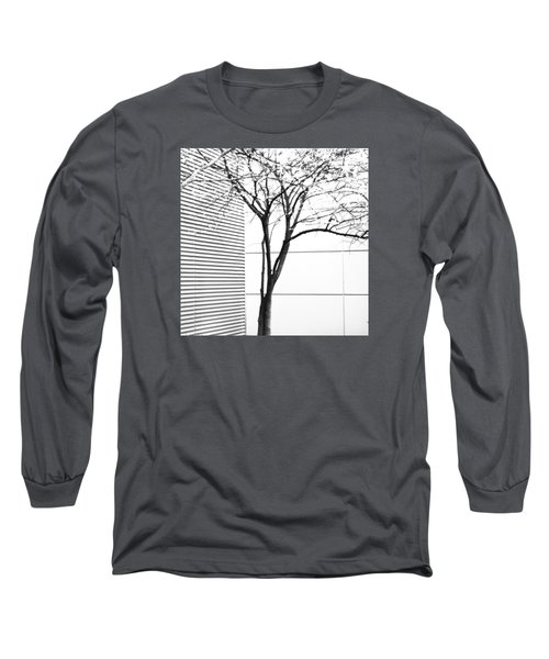 Tree Lines Long Sleeve T-Shirt