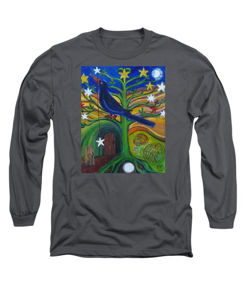 Tree Of Stars Long Sleeve T-Shirt