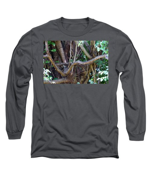 Long Sleeve T-Shirt featuring the photograph Tree by Rafael Salazar