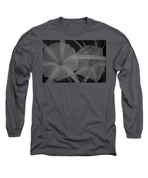 Long Sleeve T-Shirt featuring the photograph Tropical Garden by Miguel Winterpacht