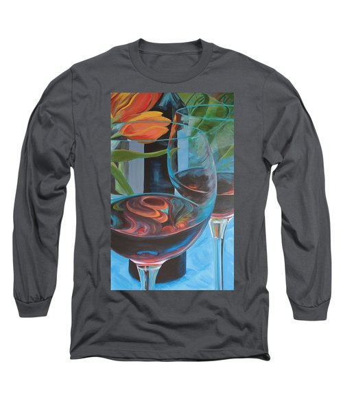 Try Easy Long Sleeve T-Shirt
