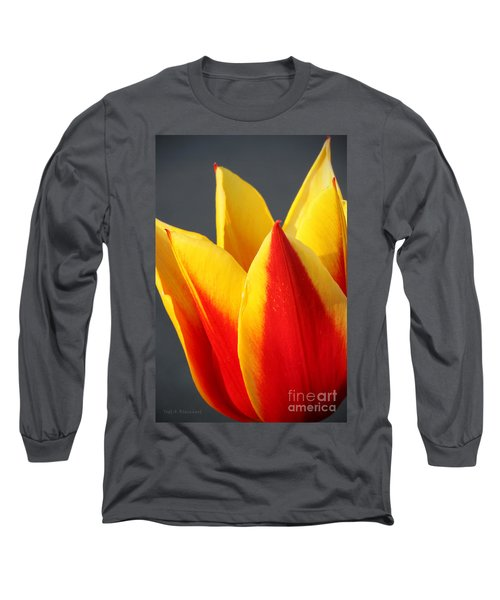 Tulip Long Sleeve T-Shirt