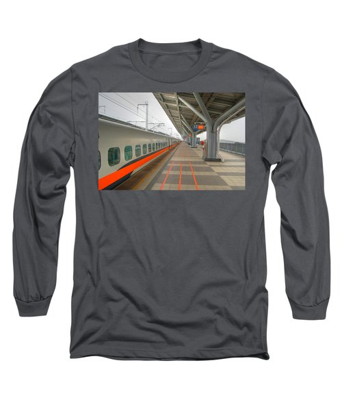Tw Bullet Train 2 Long Sleeve T-Shirt