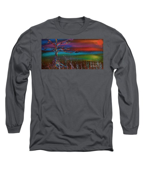 Twilight Sun Long Sleeve T-Shirt