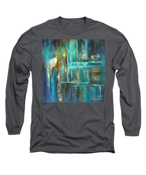 Twilight Long Sleeve T-Shirt by Valerie Travers