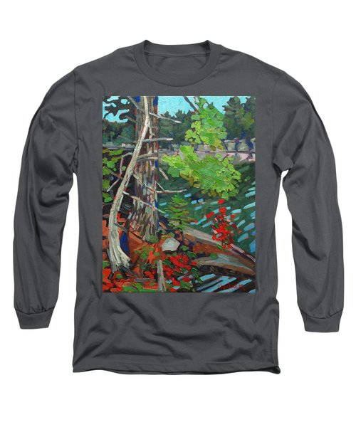 Twisted Island Long Sleeve T-Shirt