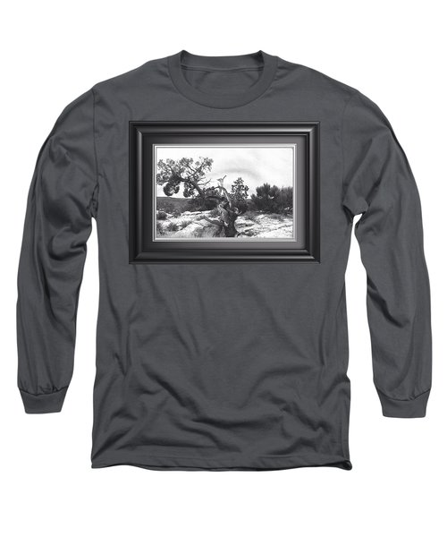 Twisted. Natures Prank Long Sleeve T-Shirt