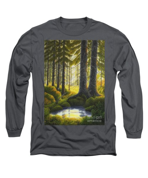 Two Old Spruce Long Sleeve T-Shirt
