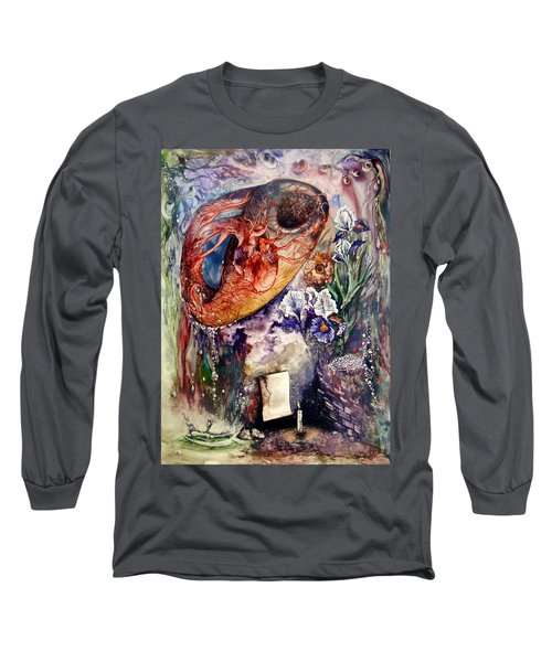 Two Realities Long Sleeve T-Shirt