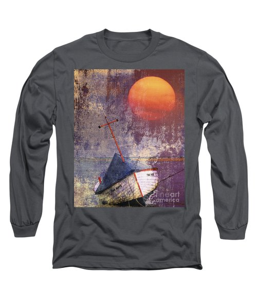 Two Ways Long Sleeve T-Shirt