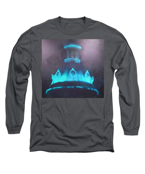 Ufo Dome Long Sleeve T-Shirt