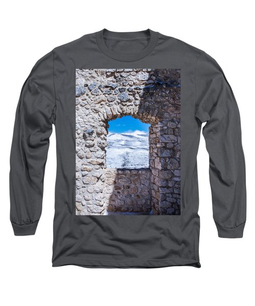 A Window On The World Long Sleeve T-Shirt