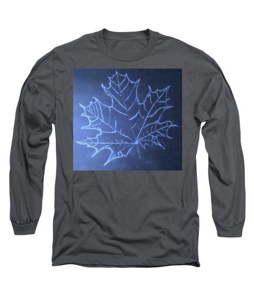 Uncertaintys Leaf Long Sleeve T-Shirt