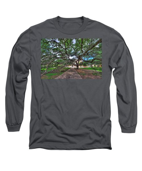 Under The Century Tree Long Sleeve T-Shirt