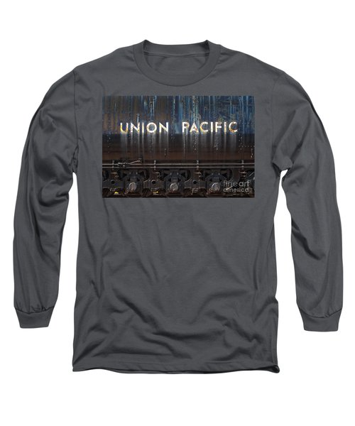Union Pacific - Big Boy Tender Long Sleeve T-Shirt by Paul W Faust -  Impressions of Light