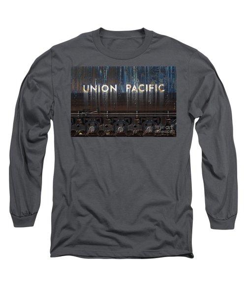 Union Pacific - Big Boy Tender Long Sleeve T-Shirt