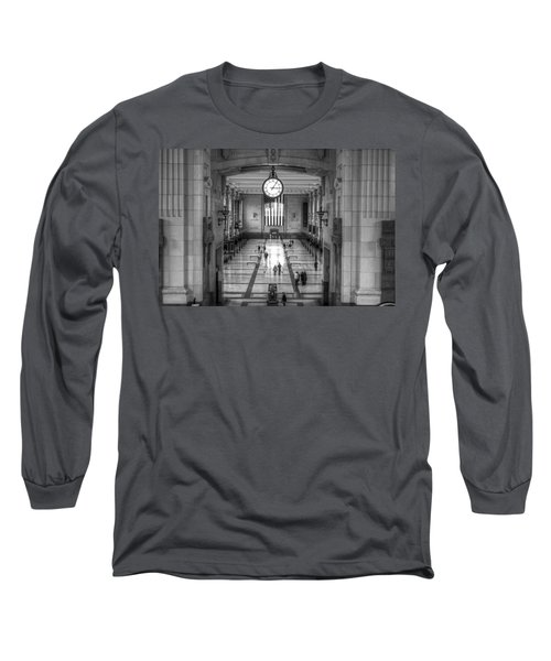 Union Station Kansas City Long Sleeve T-Shirt