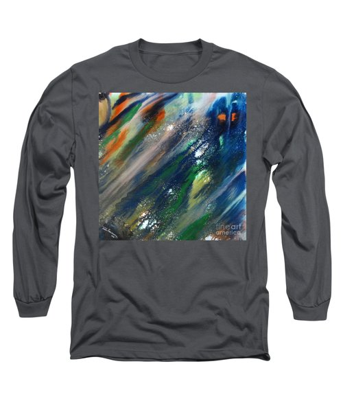 Ghost Long Sleeve T-Shirt