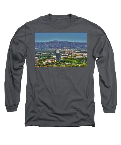 Universal City Warner Bros Studios Clear Day Long Sleeve T-Shirt