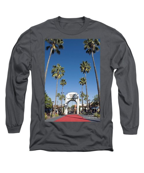 Universal Studios Red Carpet Long Sleeve T-Shirt