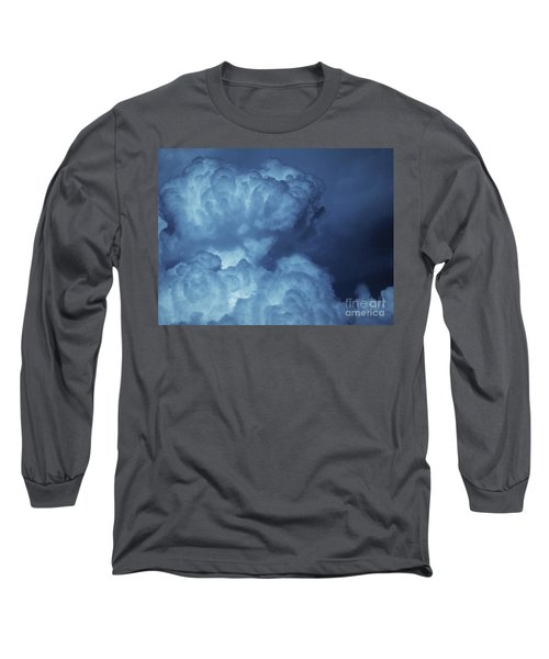 Long Sleeve T-Shirt featuring the photograph Unleashed by Ellen Cotton