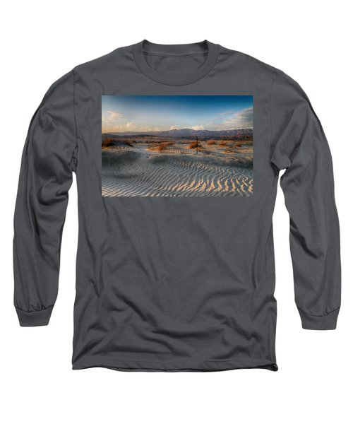 Long Sleeve T-Shirt featuring the photograph Unspoken by Laurie Search