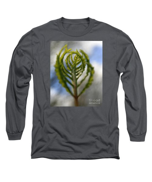 Unwrapped Long Sleeve T-Shirt by Neal Eslinger