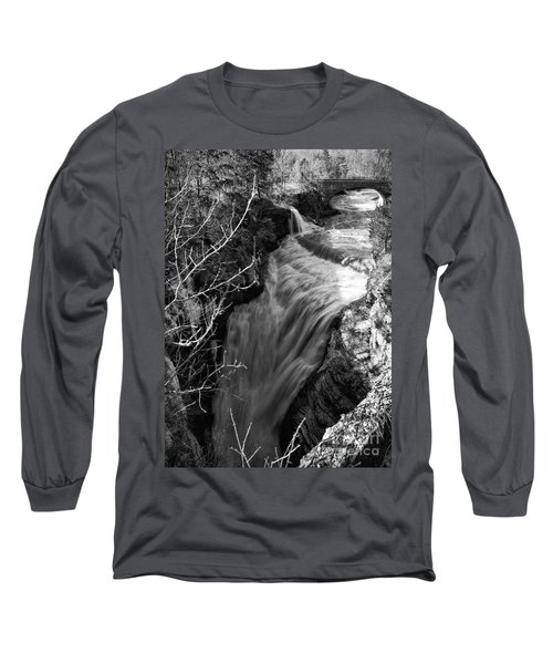 Upper Taughannock Long Sleeve T-Shirt