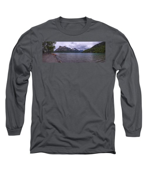 Upper Waterton Lake Long Sleeve T-Shirt