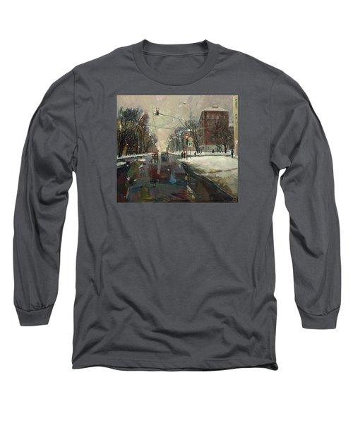 Urban Crossroad Long Sleeve T-Shirt