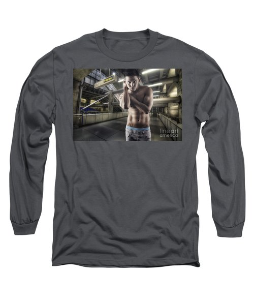 Urban Hunk 1.0 Long Sleeve T-Shirt