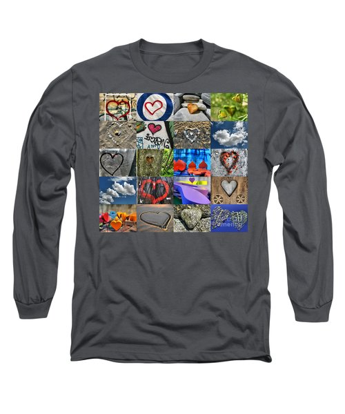 Valentine's Day - Hearts For Sale Long Sleeve T-Shirt