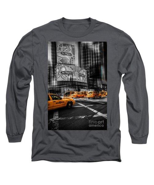 Van Wagner - Colorkey Long Sleeve T-Shirt