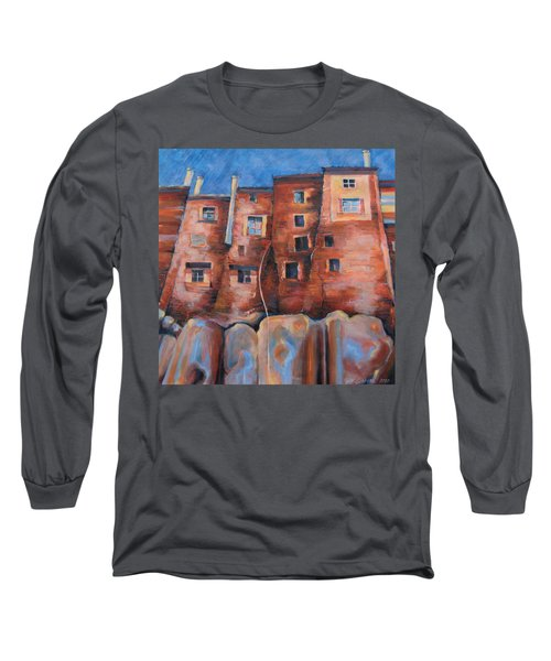 Vedette Facce Italy Long Sleeve T-Shirt