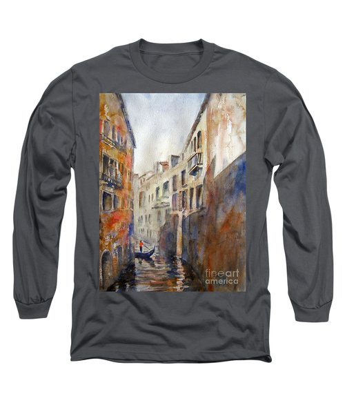 Venice Travelling Long Sleeve T-Shirt