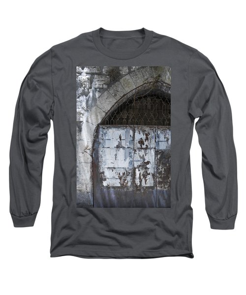 Very Old City Architecture No 3 Long Sleeve T-Shirt