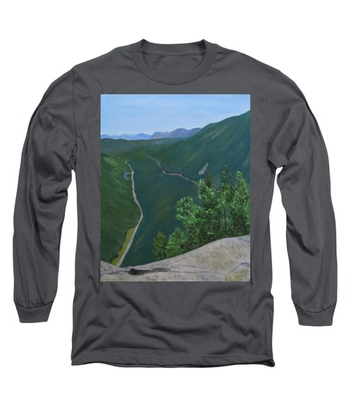 View From Mount Willard Long Sleeve T-Shirt