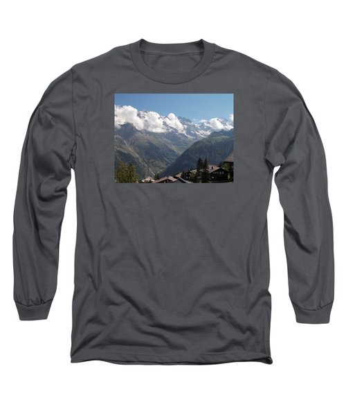 View From Murren Long Sleeve T-Shirt