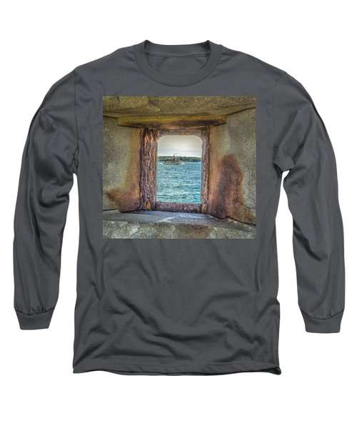 View From The Fort Long Sleeve T-Shirt
