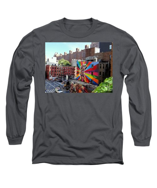 View From The Highline Long Sleeve T-Shirt