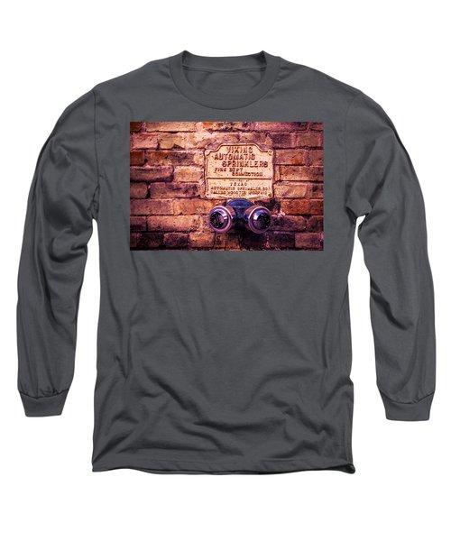 Viking Sprinkler Long Sleeve T-Shirt