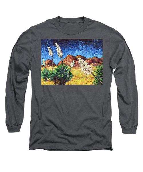 Vincent In Arizona Long Sleeve T-Shirt