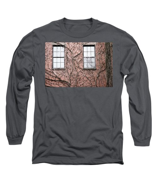 Vines And Brick Long Sleeve T-Shirt